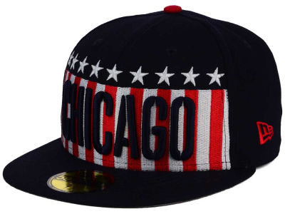Chicago Cubs New Era MLB Big USA 59FIFTY Cap