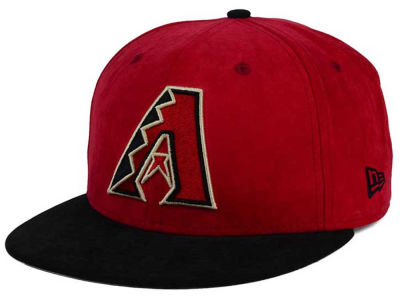 Arizona Diamondbacks New Era MLB Summer Suede 9FIFTY Snapback Cap