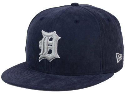 Detroit Tigers New Era MLB Summer Suede 9FIFTY Snapback Cap