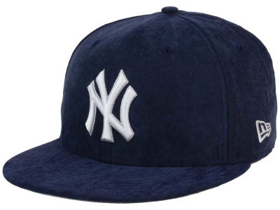 New York Yankees New Era MLB Summer Suede 9FIFTY Snapback Cap