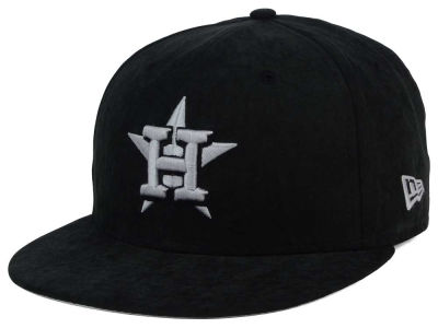 Houston Astros New Era MLB Summer Suede 9FIFTY Snapback Cap