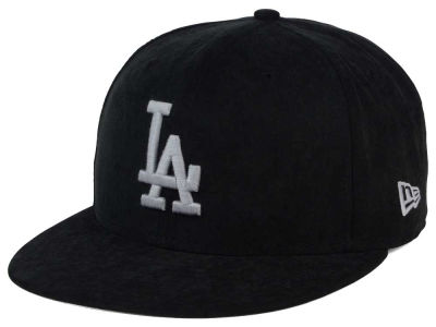 Los Angeles Dodgers New Era MLB Summer Suede 9FIFTY Snapback Cap