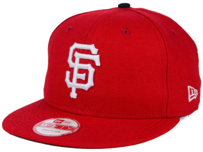 San Francisco Giants New Era MLB All American Patch 9FIFTY Snapback Cap