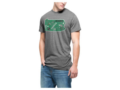 Philadelphia Eagles NFL Men's Home State Triblend T-Shirt
