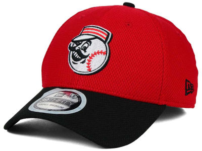 Cincinnati Reds New Era MLB Diamond Era 2 Tone 39THIRTY Cap