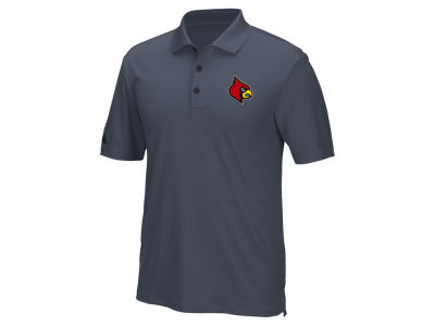 Louisville Cardinals adidas NCAA Men's TMAG Climacool Performance Polo Shirt ES