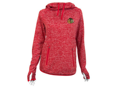 Chicago Blackhawks Antigua NHL Women's Recruit Pullover Hoodie