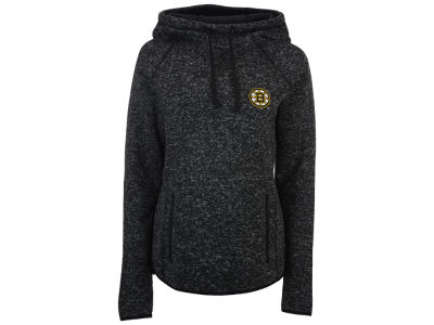 Boston Bruins Antigua NHL Women's Recruit Pullover Hoodie