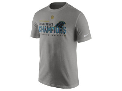 Carolina Panthers Nike NFL Men's Conference Champ Locker Room T-Shirt 15-16