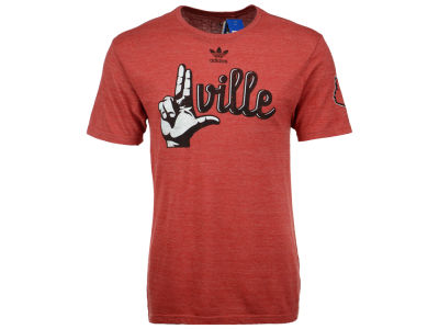 Louisville Cardinals adidas NCAA Men's Originals L'Ville Triblend T-Shirt