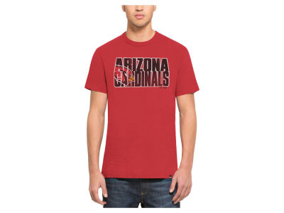 Arizona Cardinals '47 NFL Men's Wordmark Scrum T-Shirt
