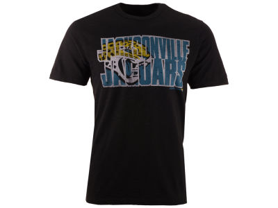 Jacksonville Jaguars '47 NFL Men's Wordmark Scrum T-Shirt