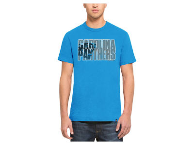 Carolina Panthers '47 NFL Men's Wordmark Scrum T-Shirt