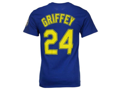 Seattle Mariners Ken Griffey Jr. Majestic MLB Men's Hall of Fame Player T-Shirt