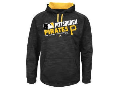 Pittsburgh Pirates MLB Men's AC Team Choice ES Fleece Hoodie