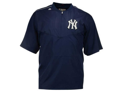 New York Yankees MLB Men's AC Training ES Short Sleeve Jacket
