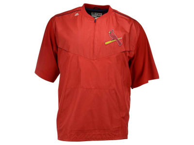 St. Louis Cardinals MLB Men's AC Training ES Short Sleeve Jacket