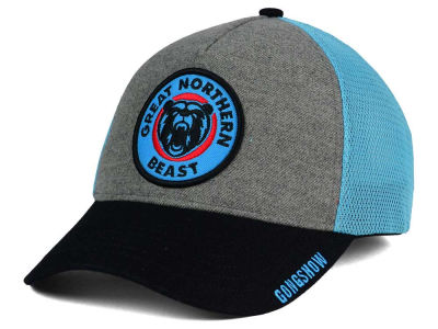 GONGSHOW Great Northern Beast Trucker Hat
