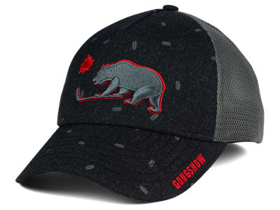 Gong Show Beast Its Biscuit Trucker Hat