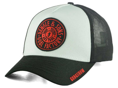 GONGSHOW D&S Goal Factory Stretch-Fit Hat