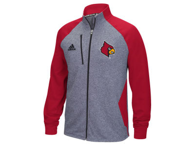 Louisville Cardinals adidas NCAA Men's Campus Fleece Track Jacket