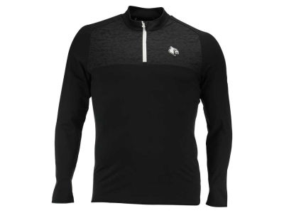 Louisville Cardinals adidas NCAA Men's Climawarm Fashion 2 Layering Quarter Zip Pullover