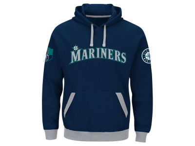Seattle Mariners MLB Men's Third Wind ES Hoodie