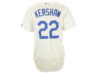 Los Angeles Dodgers Clayton Kershaw MLB Men's Player Replica Cool Base 3XL-6XL Jersey
