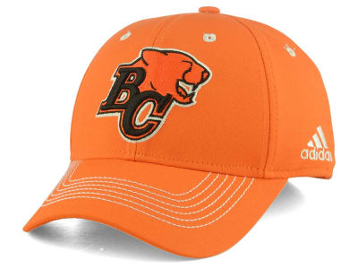 BC Lions adidas CFL Coaches Flex Structured Cap