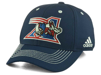 Montreal Alouettes adidas CFL Coaches Flex Structured Cap