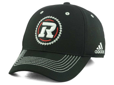 Ottawa RedBlacks adidas CFL Coaches Flex Structured Cap
