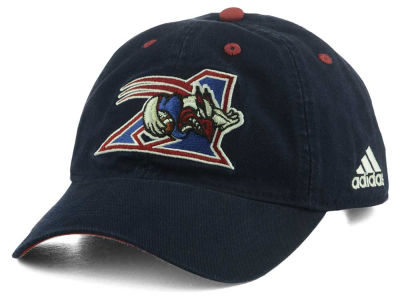 Montreal Alouettes adidas CFL Coaches Adjustable Slouch Washed Cap