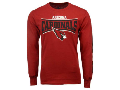 Arizona Cardinals NFL Men's Primary Receiver Long Sleeve T-Shirt