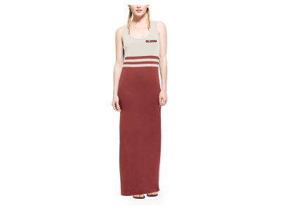 Oklahoma Sooners '47 NCAA Women's Ultra Maxi Dress