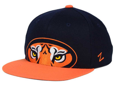 Auburn Tigers Zephyr NCAA Youth Peek Snapback Hat