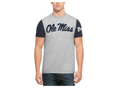 Ole Miss Rebels '47 NCAA Men's Triple Up T-Shirt