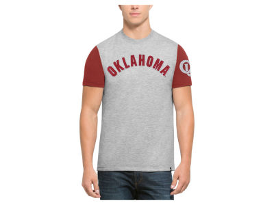 Oklahoma Sooners '47 NCAA Men's Triple Up T-Shirt