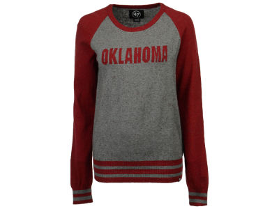 Oklahoma Sooners '47 NCAA Women's Neps Sweater