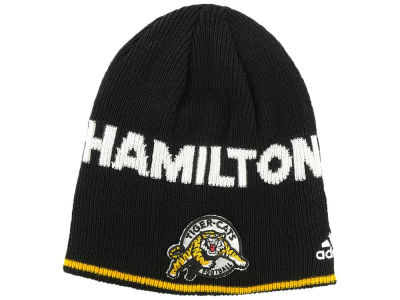 Hamilton Tiger-Cats adidas CFL 2016 Sideline Beanie Knit