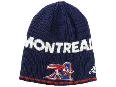 Montreal Alouettes adidas CFL 2016 Sideline Beanie Knit