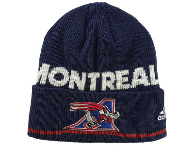 Montreal Alouettes adidas CFL 2016 Coaches Cuffed Beanie
