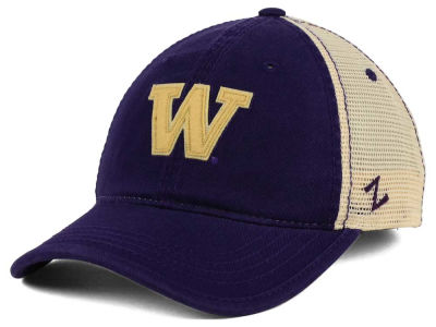 Washington Huskies Zephyr NCAA Summertime Mesh Adjustable Hat