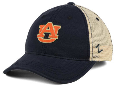 Auburn Tigers Zephyr NCAA Summertime Mesh Adjustable Hat