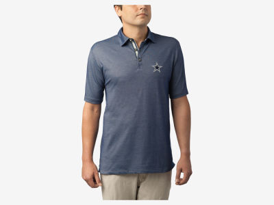 Dallas Cowboys Tommy Bahama NFL Men's Double Eagle Spectator Polo Shirt