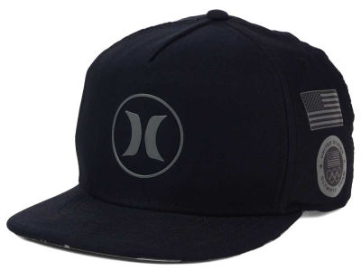 Hurley Team USA Dri-FIT Snapback Cap