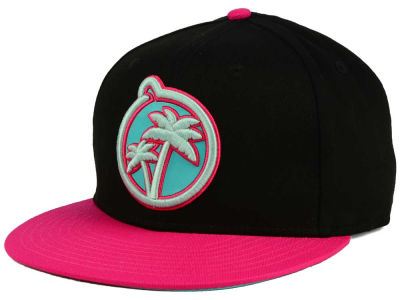 YUMS Paradise Palm Snapback Hat