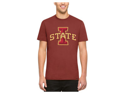 Iowa State Cyclones '47 NCAA Men's Knockout Fieldhouse T-Shirt