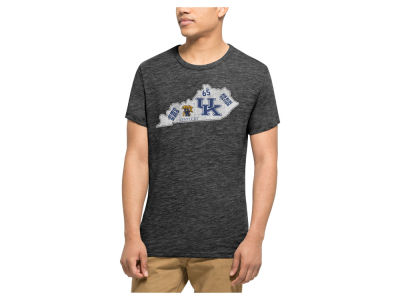 Kentucky Wildcats '47 NCAA Men's Tri-State Triblend Scrum T-Shirt