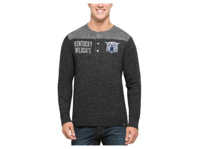 Kentucky Wildcats '47 NCAA Men's Neps Henley Shirts