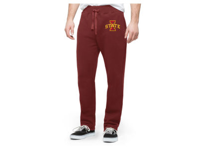 Iowa State Cyclones '47 NCAA Men's Crosstown Open Bottom Fleece Pants